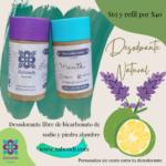 Productos de higiene personal libres de empaques plásticos y de químicos que dañen tu salud y al medio ambiente
